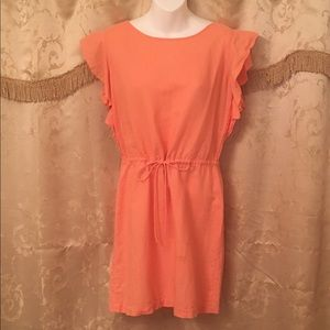 J Crew Sleeveless Dress With Slip